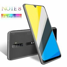 """7.2"""" Note8 Android 9.0 Cell Phone Unlocked Dual SIM Smartphone For AT&T T-mobile"""