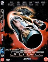 Lifeforce (1985, Tobe Hooper) DVD NEW