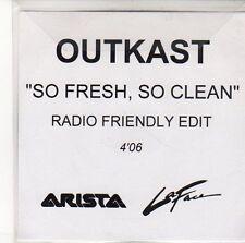 (EE221) Outkast, So Fresh, So Clean - DJ CD