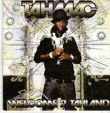 (CB288) Tahmac, Welcome 2 Tahland - DJ CD