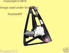 GENUINE Rear Right Window Regulator + Motor for BMW E38 740i 740iL 750iL 1995-01