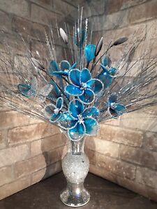 Buy Artificial Flowers In Vase Ebay