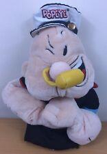 Popeye Hand Glove Puppet 35cm Wool Lining