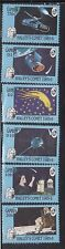 Gambia 604-9 Halley's Comet Mint NH