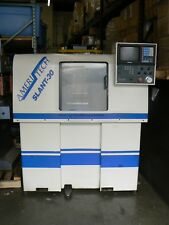 AMERITECH SLANT 30 SLANT BED GANG TOOL LATHE CNC TURNING CENTER OMNITURN