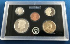 2018-S San Francisco Mint Silver Proof Set (5 coins/no quarters)