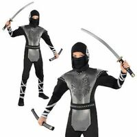 Howling Wolf Ninja Large (12-14) Child's Costume by Amscan  - NWT