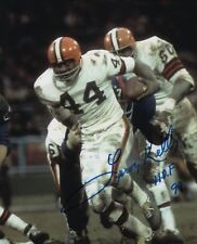 LEROY KELLY CLEVELAND BROWNS SIGNED 8x10 (OSG COA) (8-2)