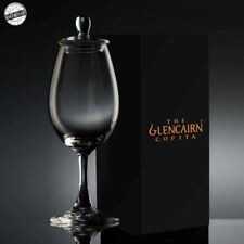 Glencairn Official Whisky Sherry Nosing Copita Crystal Glass with Tasting Cap