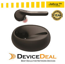 Jabra ECLIPSE Wireless Bluetooth Headset with Charging Case - Black