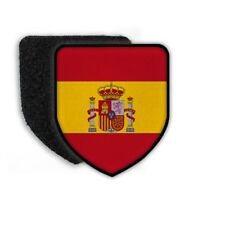 Patch país emblema Patch españa madrid fútbol Rey Felipe emblema #21972