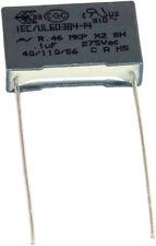 1 condensateur MKP X2 220-230V 0,1µF 0.1µF 100nF 104K 104 K 275Vac 15mm uF