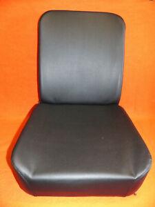 1 Sitzbezug+ 1 Lehnenbezug+ 2 Schaumkerne UNIMOG 406, 421 ISRI 5002 Schwingsitz