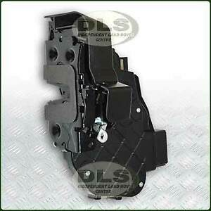 RH Rear Door Latch Assembly 433mhz Land Rover Freelander 2, RR.Evoque (LR091360)