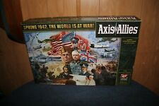 Axis & Allies - Spring 1942 The World is at WAR MINT NEVER USED MINT 2009