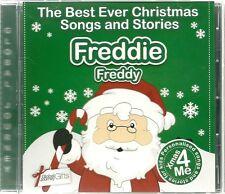 FREDDIE / FREDDY THE BEST EVER CHRISTMAS SONGS & STORIES PERSONALISED CD