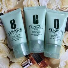 Lot of 3* Clinique 7 day scrub cream rinse-off formula 1oz/30ml each