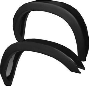 Black Factory OE Style Fender Flares Set Fits 2002-2008 Dodge Ram 1500 2500 3500