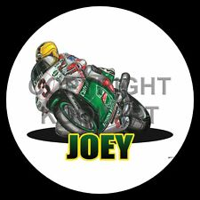 Koolart 4x4 4 x 4 Spare Wheel Graphic Honda Joey Dunlop Sticker 2917