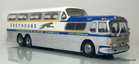 MODELLINO AUTOBUS IN SCALA 1:43 - GREYHOUND SCENICRUISER 1956 -
