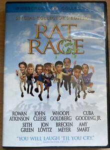 Rat Race (DVD, 2002, Sensormatic)