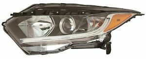 FITS HONDA HRV HR-V 2019-2020 LEFT DRIVER HALOGEN HEADLIGHT HEAD LIGHT LAMP