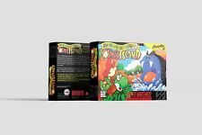 Super Mario World 2 Yoshis Island [SNES] Repro Ersatzbox | Leerbox | Replacement