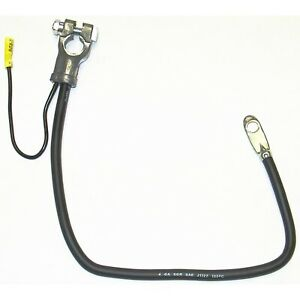 Battery Cable Negative  Standard Motor Products  A19-4U