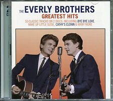 THE EVERLY BROTHERS GREATEST HITS - 2 CD BOX SET - CATHY'S CLOWN & MORE