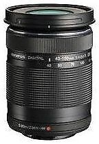 Olympus M.Zuiko 40-150mm f/4.0-5.6 Zoom Lens - Black