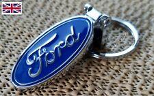 Ford Porte-clés Kuga Focus Fiesta Zetec ST RS Escort Mondeo Taurus Badge Logo Cadeau
