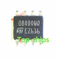 1PCS M35080 080DOWQ 8 Kbit Serial SPI Bus EEPROM With Incremental Registers SOP8