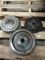 2016 FORD TRANSIT CONNECT 1.5 TDCI DUEL MASS FLYWHEEL DV616375 AD
