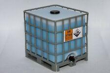 IBC tank tote 1000l container 1/8 1/10 1/12 1/14 1/16 1/18 1/24 Scale model