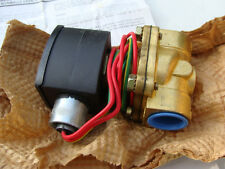 ASCO EF8210G35 Red Hat II 120V 60Hz Internal Pilot Solenoid Valve 3/4""