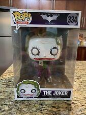 Funko Pop Heroes Batman's The Joker #334 10 Inch Figure~Mint~Low Reserve Auction