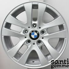 "CERCHI IN LEGA BMW SERIE 3 E90 ORIGINALI 7 x 16 "" 36116765810"