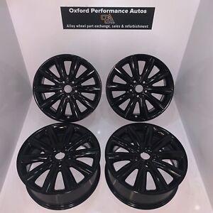 "Genuine 17"" Mini Cooper Cosmos alloy wheels - professionally refurbished"