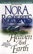 Three Sisters Ser.: Heaven and Earth by Nora Roberts (2001, UK- A Format Paperback)