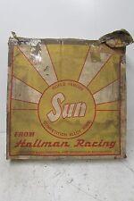 RARE NOS 80'S VINTAGE TORSTEN HALLMAN RACING GOLD SUN RIM 2.75 X 17 HUSQVARNA
