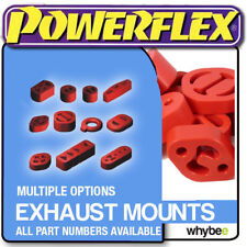 POWERFLEX EXH EXHAUST MOUNT - UPRATED HARDER RUBBER FOR PERFORMANCE ROAD TRACK