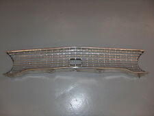Used 1963 Ford Galaxie 500 OEM Front Aluminum Radiator Grill Nose Grille
