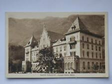 SAINT VINCENT Grand Hotel BILLIA Aosta vecchia cartolina