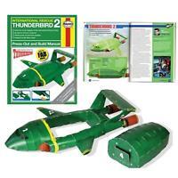 Haynes Manual Construction Press Out Book International Rescue Thunderbirds 2