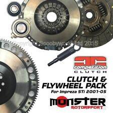 Competition Clutch Stage 2 Clutch & Flywheel Pack - Subaru STI 01-16 6sp.