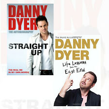 Danny Dyer 2 Books Collection Set (Life Lessons from the East End) BrandNew Pack