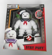 Metals Ghostbusters Stay Puft Marshmallow Man 6 Inch Action Figure
