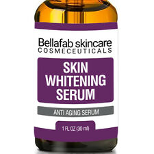 ALL NEW SKIN LIGHTENING FACE BRIGHTENING  AND WHITENING  SERUM. 1FL OZ