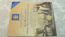 The World's First Gold & Silver Banknotes Brochure Antigua $100 Pirate Ships