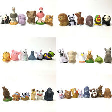 10x Fisher-Price Little People Zoo Farm Animal pets figure Toy (Random pick!)